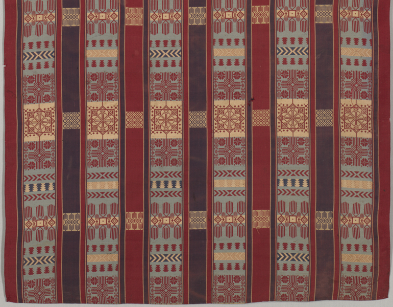 Length of Textile (detail), 1600s–1700s. Tunisia. The Cleveland Museum of Art, 1953.320