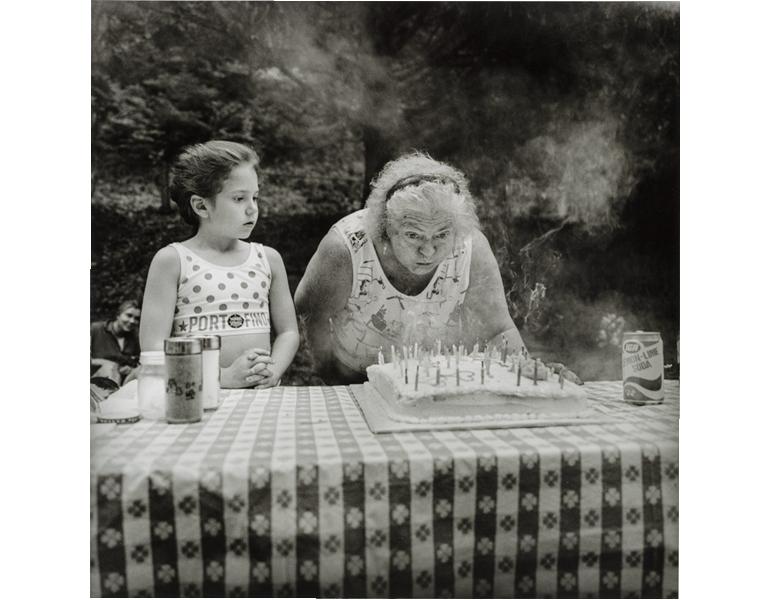 Social Graces: Jean Sabatine's Sixtieth Birthday, May 1992, 1992. Larry Fink (American, b. 1941). 2012.463.81. © Larry Fink
