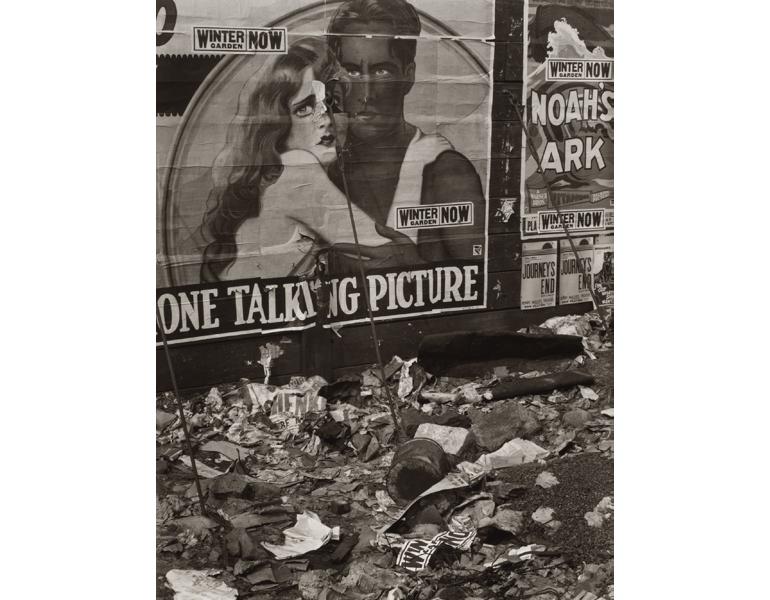 """""""One Talking Picture"""" Ralph Steiner CMA, 2012.76"""