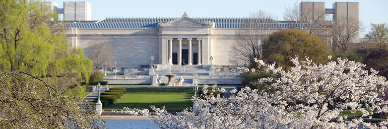 The Cleveland Museum of Art. Photo by Stuart Pearl