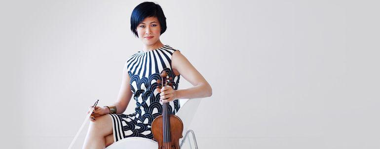 Jennifer Koh. Photo by Juergen Frank
