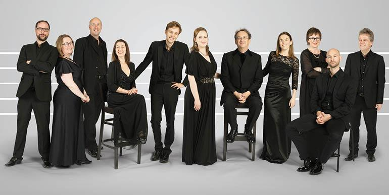 The Tallis Scholars. Photo by Nick Rutter
