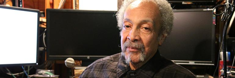 "Image from ""Milford Graves Full Mantis"""