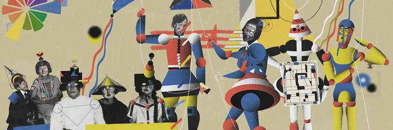 "Image from ""Bauhaus Spirit: 100 Years of Bauhaus"""