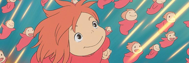 "Image from ""Ponyo."" © 2008 Studio Ghibli - NDHDMT"