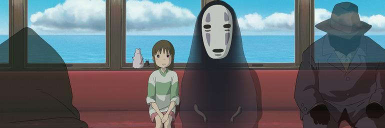 "Image from ""Spirited Away."" © 2001 Studio Ghibli - NDDTM"