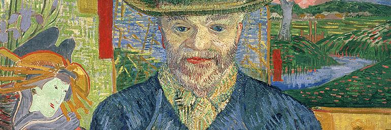 "Image from ""Exhibition on Screen — Van Gogh & Japan"""