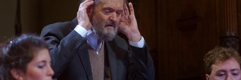 "Image from ""That Pärt Feeling: The Universe of Arvo Pärt"""