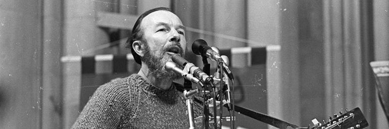 """Image from """"Pete Seeger: The Power of Song"""""""