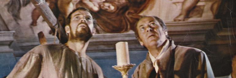 "Image from ""The Agony and the Ecstasy"""