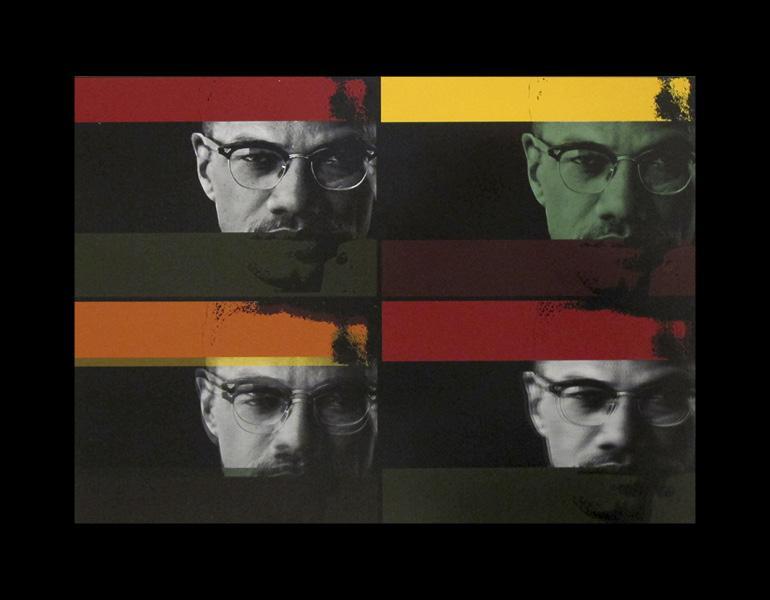 Four Malcoms. Tariq Hamilton