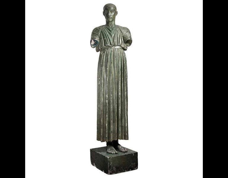 Delphi Charioteer