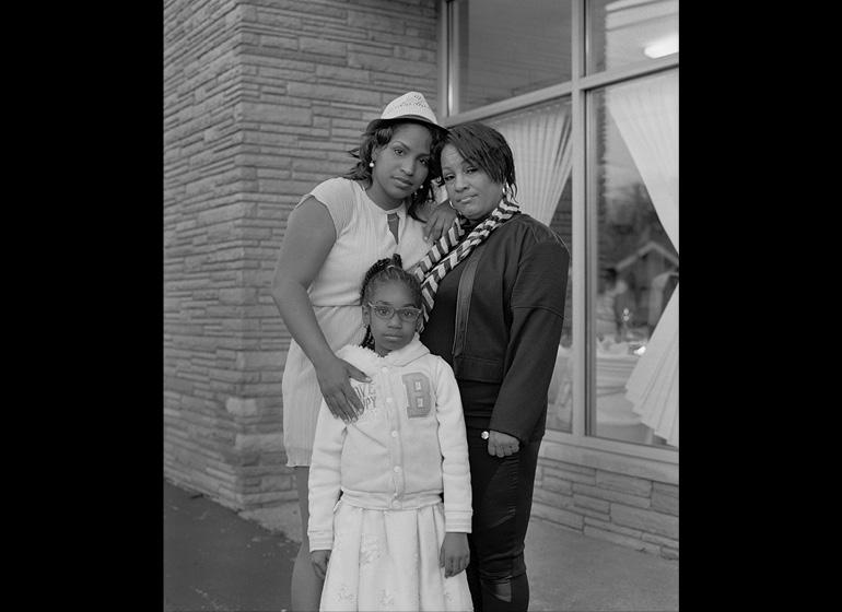 Flint is Family Act I. © LaToya Ruby Frazier