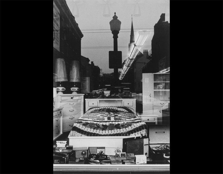 Cincinnati, Ohio, 1963. Lee Friedlander (American, born 1934). Gelatin silver print; 22.8 x 15.1 cm. The Museum of Modern Art, New York, Purchase. © 2009 Lee Friedlander