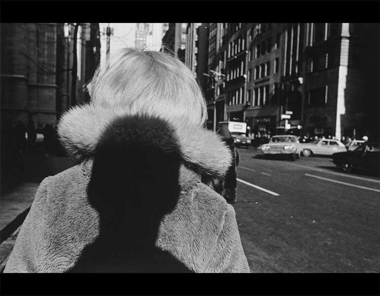 New York City, 1966. Lee Friedlander (American, born 1934). Gelatin silver print; 14.6 x 22 cm. The Museum of Modern Art, New York, Carl Jacobs Fund. © 2009 Lee Friedlander
