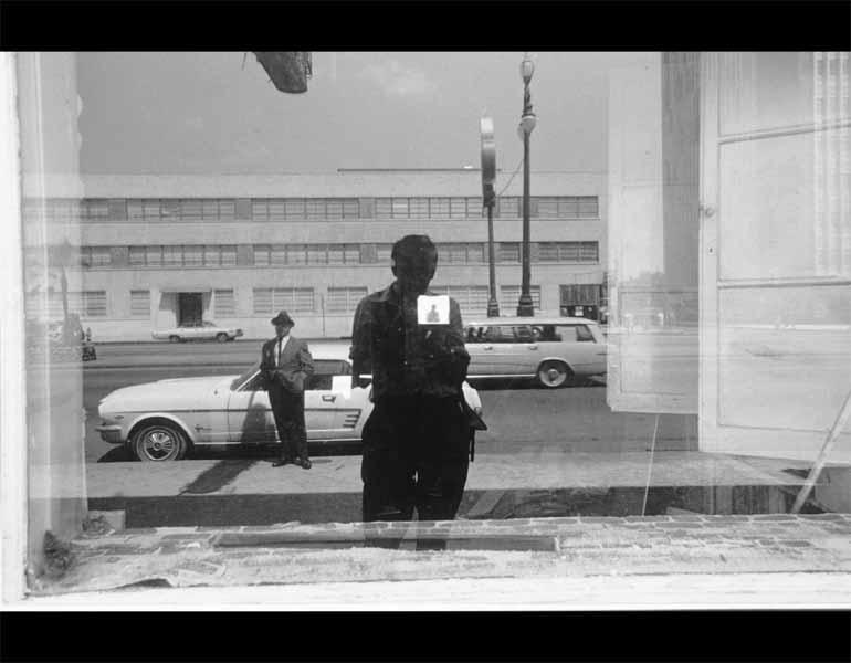 New Orleans, Louisiana, 1968. Lee Friedlander (American, born 1934). Gelatin silver print; 16.2 x 24.8 cm. The Museum of Modern Art, New York, Stephen R. Currier Memorial Fund. © 2009 Lee Friedlander