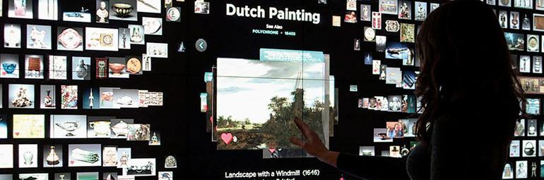 Dutch Painting ArtLens Wall