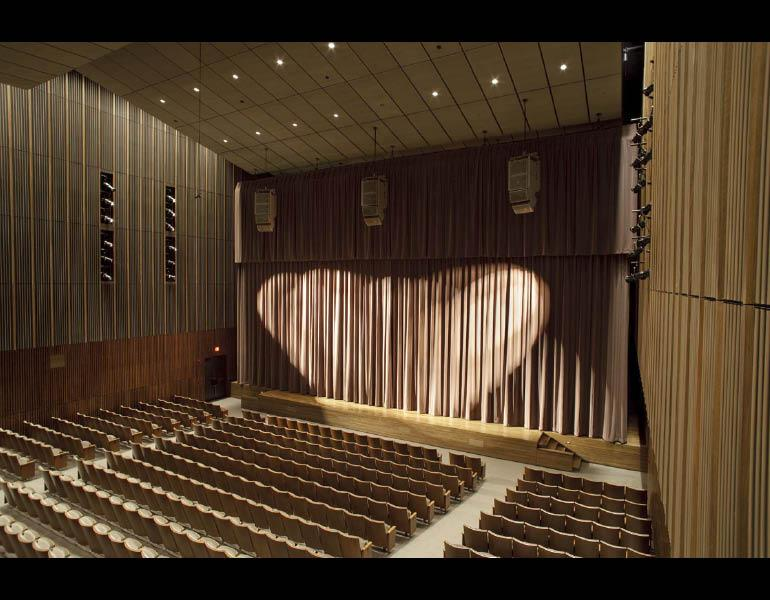 Gartner Auditorium Cleveland Museum Of Art