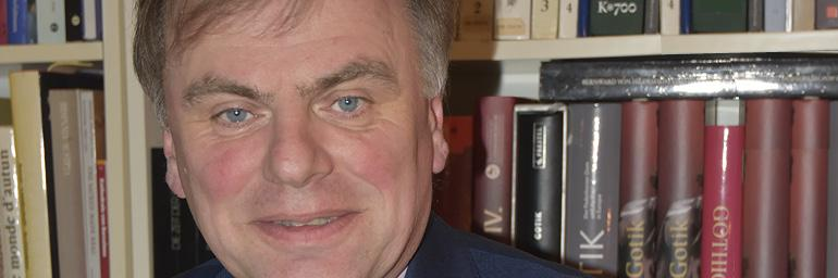 Gerhard Lutz, Robert P. Bergman Curator of Medieval Art