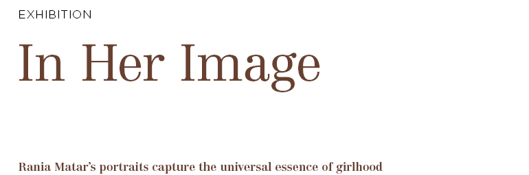 In Her Image