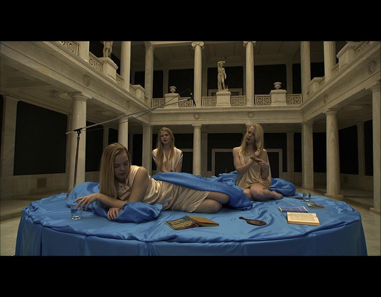 Song, 2011. Ragnar Kjartansson (Icelandic, born 1976). HD video; 6 hours. © Ragnar Kjartansson; Courtesy of the artist, Carnegie Museum of Art, Pittsburgh, Luhring Augustine, New York, and i8 Gallery, Reykjavik.