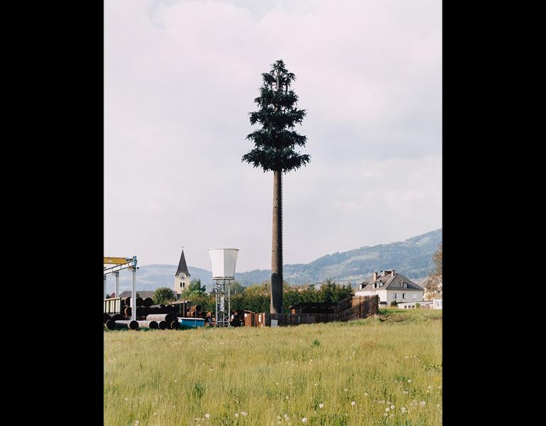 St. Stefan im Lavanttal, Austria, 2007. Robert Voit (German, b. 1969). Chromogenic process color print; 51.8 x 41.3 cm. Norman O. Stone and Ella A. Stone Memorial Fund 2010.222 © Robert Voit courtesy Amador Gallery New York