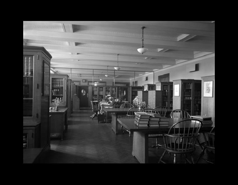 Library, 1930.