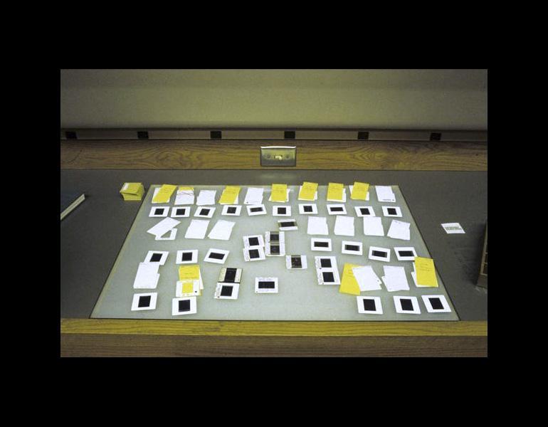 Slide Library.
