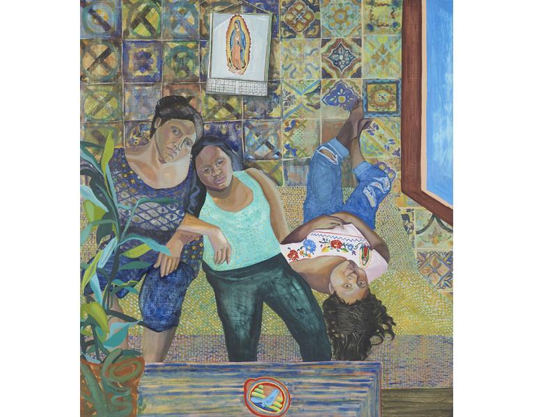 Las Talaveritas, 2015. © Aliza Nisenbaum. Photo courtesy the Artist and Anton Kern Gallery, New York.