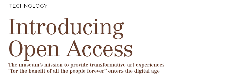 Introducing Open Access