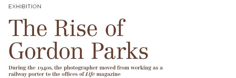 The Rise of Gordon Parks