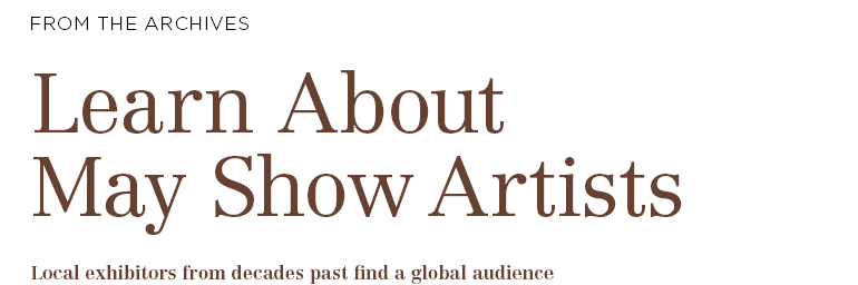May Show artists