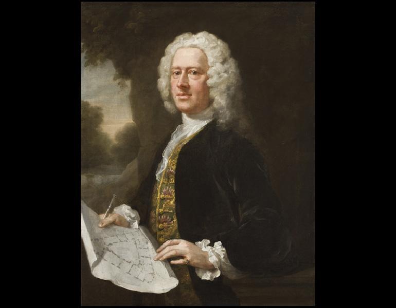 Portrait of Theodore Jacobsen