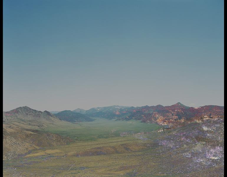 Pass 1, 2013. Aaron Rothman (American, b. 1974). Inkjet print; 64.8 x 81.3 cm. Courtesy of the artist and Rick Wester Fine Art, New York