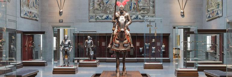 Cleveland Museum Of Art: Inside Scoop: The Armor Court