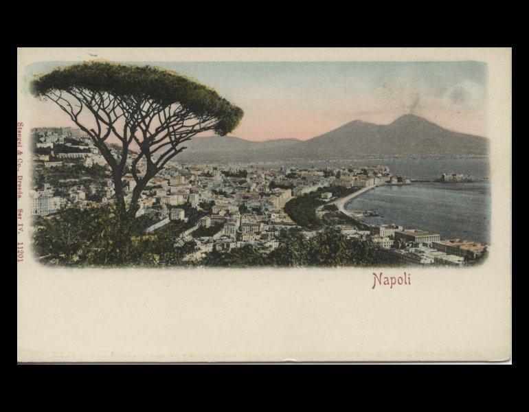 Seascape—Napoli