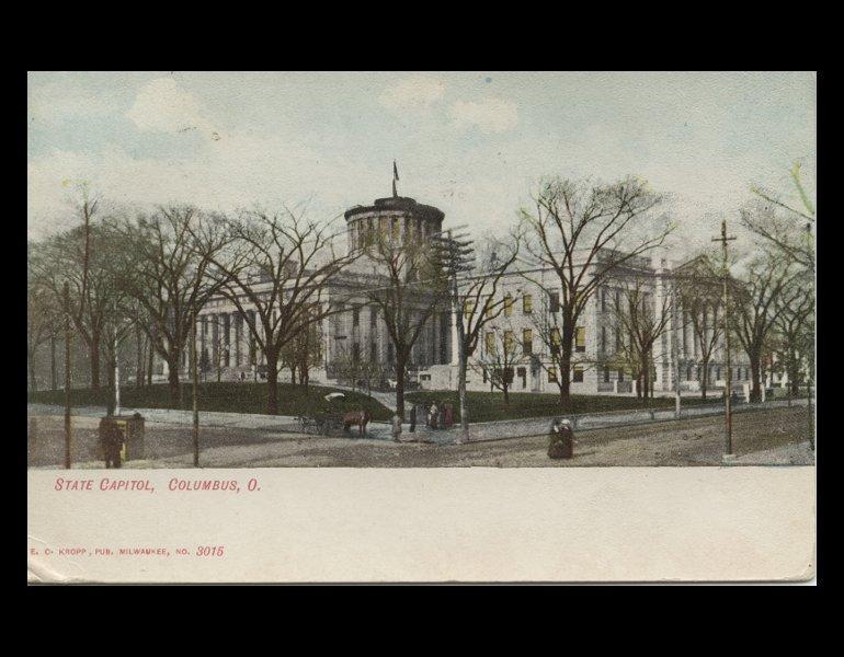 State Capitol, Columbus, O.