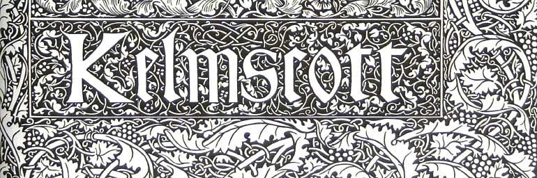 William Morris and the Kelmscott Press