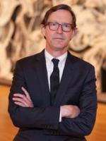 Interim Director of the Cleveland Museum of Art, Fred Bidwell
