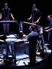Mantra Percussion. Photo by Ian Douglas