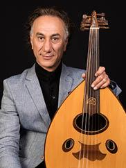 Extraordinary Ordinary People. Rahim AlHaj, Washington, D. C., 2015, photograph by Alan Govenar.