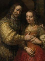 "Image from ""Exhibition on Screen — Rembrandt: From the National Gallery, London and Rijksmuseum, Amsterdam"