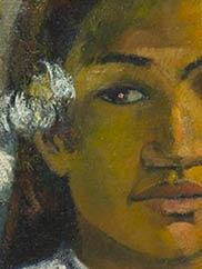 """Image from """"Gauguin from the National Gallery, London"""""""