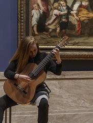 Chamber Music in the Galleries. CIM Guitar Studio