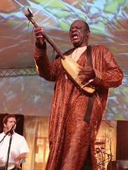 Image of Cheick Hamala Diabate. Photo courtesy of the artist