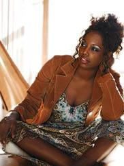 Brandee Younger. Photo by Deborah Smail