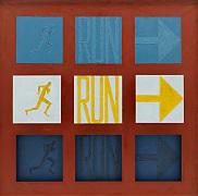 Run by Sol LeWitt