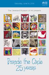 Parade the Circle 2014 Program Cover