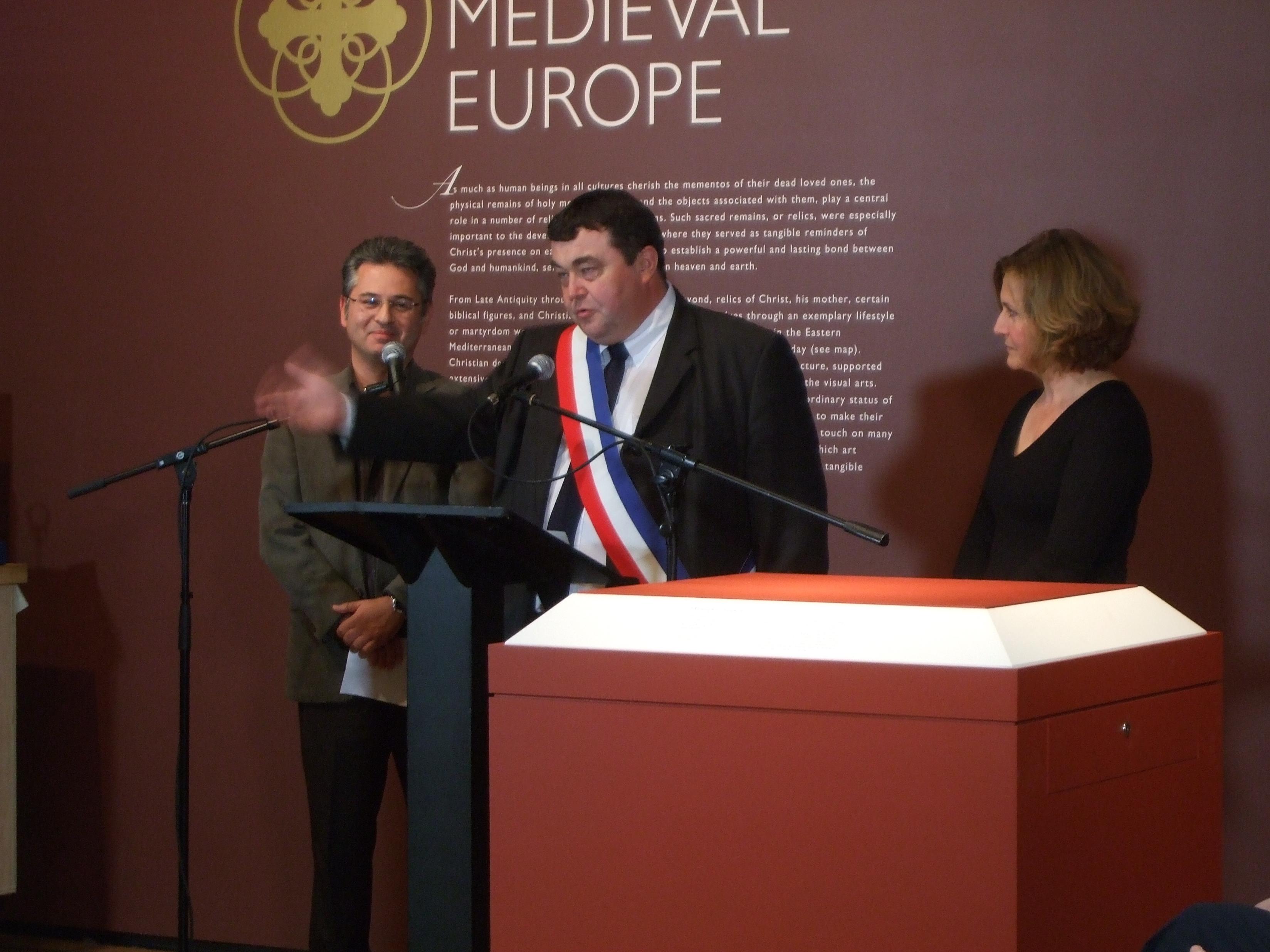 Le mus e d art de cleveland souhaite la bienvenue for Chambre de commerce franco americaine
